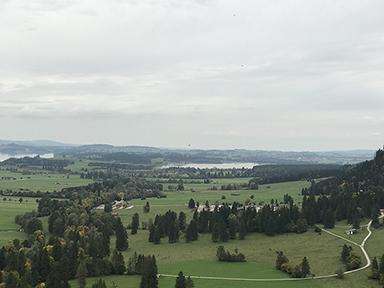 Eurail view