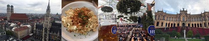 A Guide to Munich