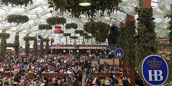 A Beginner's Guide to Oktoberfest